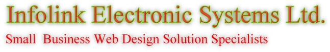 Infolink Electronic Systems Ltd main logo 2007